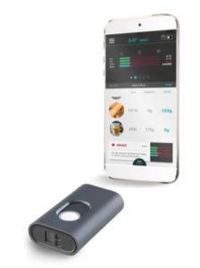 application diet sensor