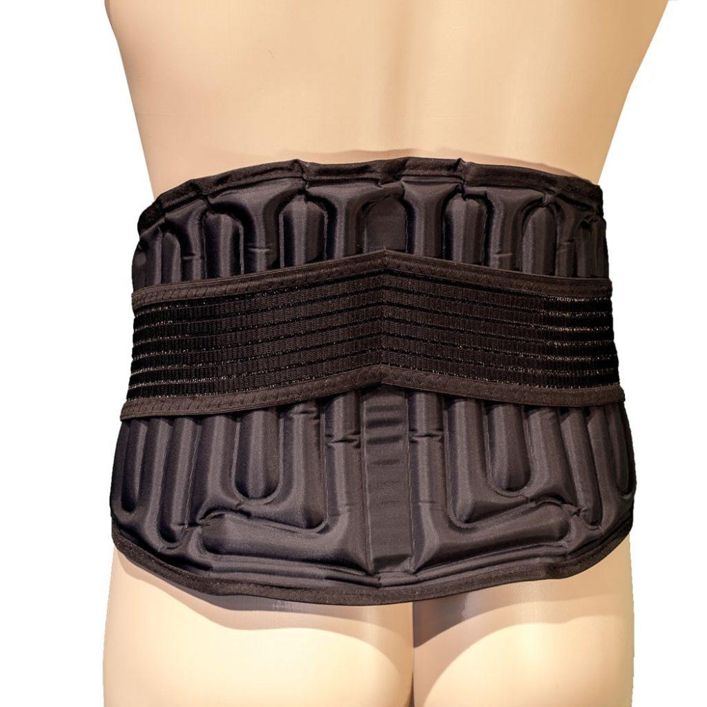 ceinture lombaire anti transpirante