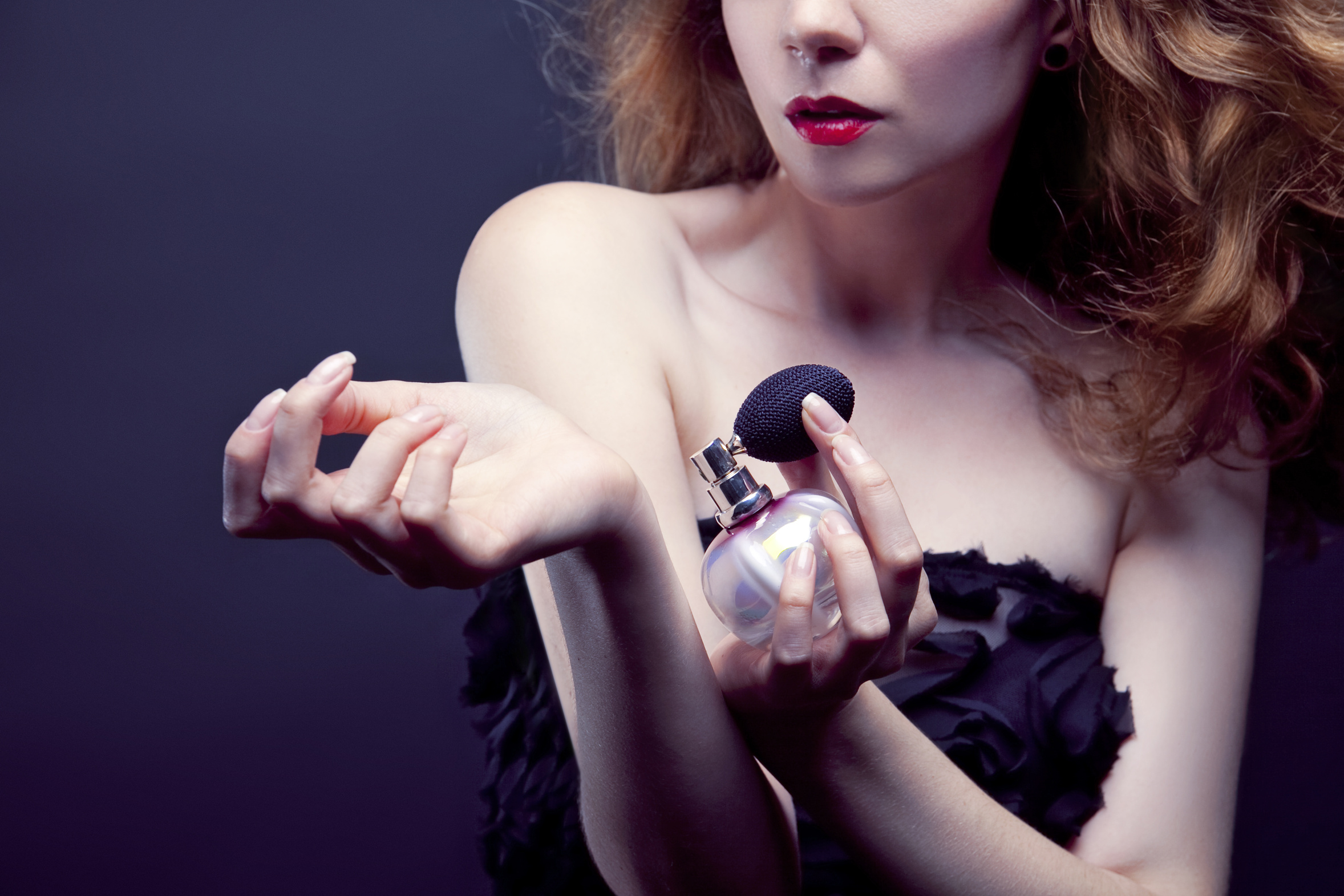 Se sentir belle grâce au parfum, c'est possible !