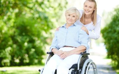L'accueil de jour pour les personnes âgées