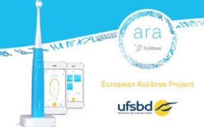 L'UFSBD et KOLIBREE mènent l'enquête sur le brossage connecté