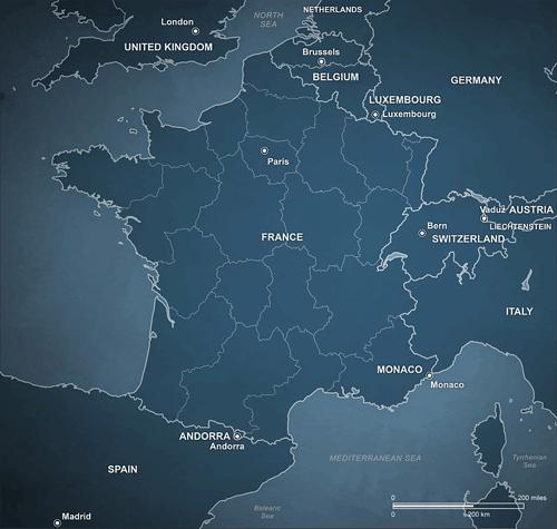 désertification médicale en France