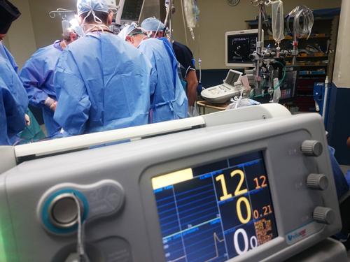 opération appendicectomie