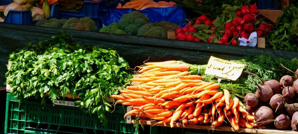 Distributeur de légumes
