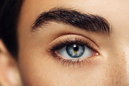 hygiène des yeux